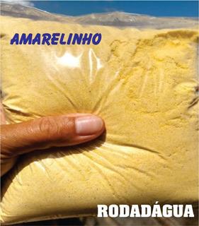Fubá 1kg Caseiro Rodadágua Artesanal Puro Milho De Qualidade