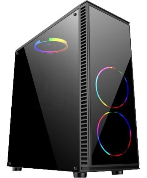 Pc Cpu Intel 8ª Ger I3 8100 8gb Ddr4 Ssd 240gb Fonte 500