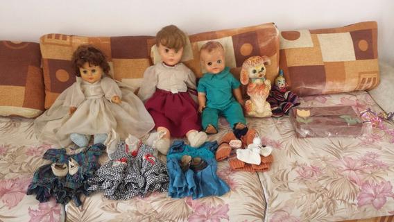 Coleccion De Muñecas Antiguas