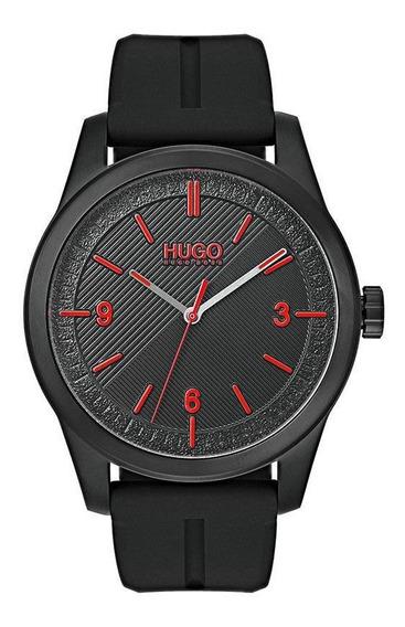 Reloj Hugo By Hugo Boss Caballero Color Negro 1530014 - S007