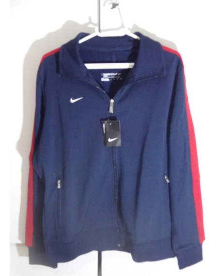 Jaqueta Feminina Nike Tamanho 2xl Plus Size Azul