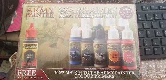 Juego De Pintura The Army Painter
