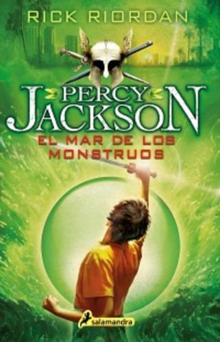 Imagen 1 de 1 de El Mar De Los Monstruos (percy Jackson Y Los Dioses Del Olim