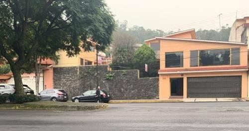 Casa 4 Recamaras En Avenida Zacatepetl, Jardines Del Pedrega