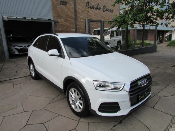 Audi/q3 1.4 Tfsi, 2º Dono, Apenas 58 Mil Km