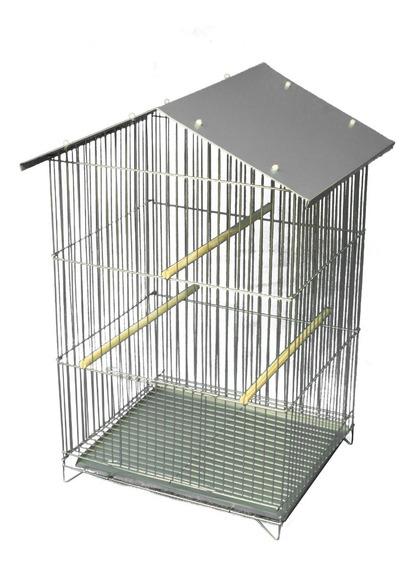 Viveiro Parede Gaiola Calopsita Canário Periquito Pássaros