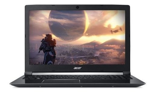 Notebook Acer A717-72g-700j I7-8750h 16gb 256gb 17,3 Gtx1060