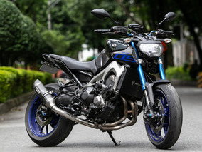 Yamaha Mt 09 Race Blue - Excelente Estado Mt09