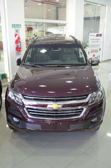 Chevrolet Trailblazer 2.8 Nueva Ltz Tdci 200cv -sw4 #gd