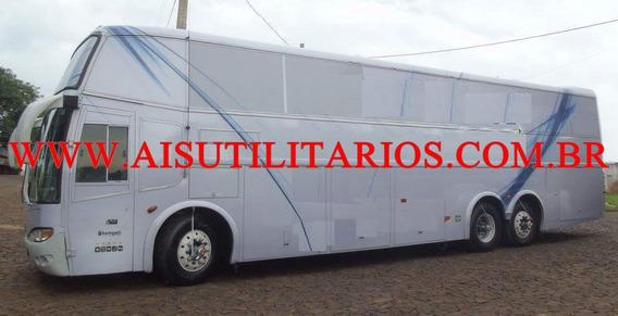 Marcopolo Gv1450 Motor Home Excelente Estado Confira! Ref.63
