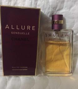Allure Sensuelle Chanel Edp 50 Ml Original Usado