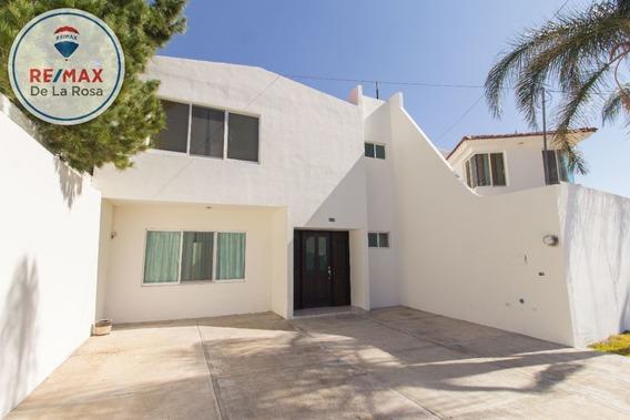 Casa En Renta Fraccionamiento Colinas Del Saltito