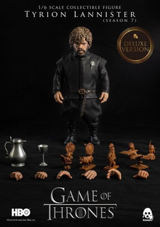 Threezero Game Of Thrones Tyrion Lannister Deluxe 1/6