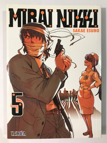 Manga - Mirai Nikki - Tomo 05