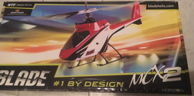 Helicóptero Control Remoto Mcx2 Blade E-flite