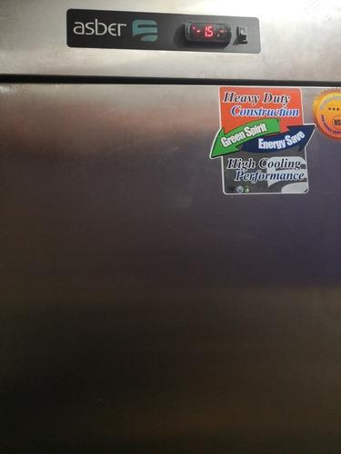 Armario Refrigerado Marca Asber Modelo Arr-23-pe