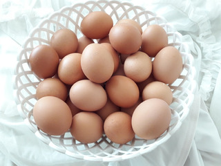 Huevos De Campo De Gallina Libre Pastoreo Tamaño Extra