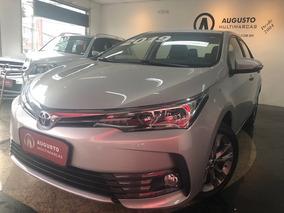 Toyota Corolla 2.0 Xei Multi-drive S (flex) 2019