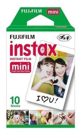 Filmes Instantâneos Fujifilm Instax Mini - 10 Fotos