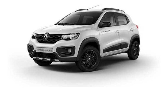 Renault Kwid Outsider 1.0 Mt