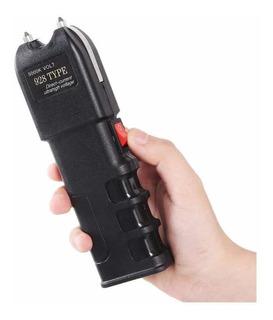 Taser Paralizador Descarga Electrica Luz Led 98000w Type 928