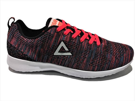 Zapatilla Running Peak K-train Dama Training ,gym