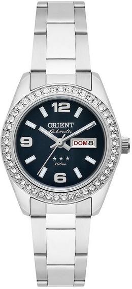 Relógio Orient Feminino Automático 559ss008 P2sx