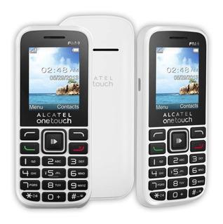 Celular Básico Alcatel 1041d Dual Chip Rádio Fm Mp3 Anatel
