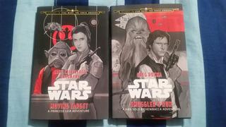 Libros Nuevos De Star Wars En Inglés Colección Smugglers Run