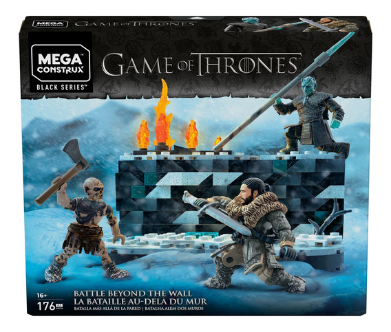 Mega Construx Game Of Thrones Batalla