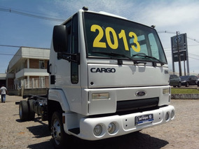 Ford Cargo 816s 2013