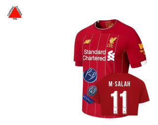 Camisa Liverpool 2019/2020 Original - Pronta Entrega / Assista Ao Video