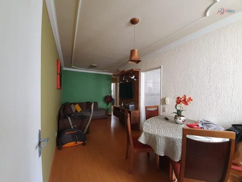 Apartamento Com 3 Quartos Para Comprar No Jardim Riacho Das Pedras Em Contagem/mg - 1169