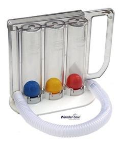 Wonder Care Ejercitador Respiratorio De Respiración Profunda