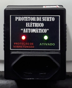 Protetor Surto Eletro/ Eletronicos Automático 110v 20a