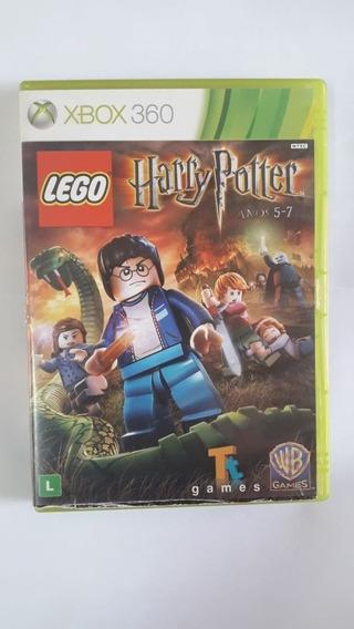 Lego Harry Potter Anis 5-7 Xbox 360 Original Em Dvd
