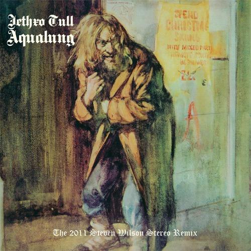 Lp Jethro Tull Aqualung Importado Usa Novo 180g