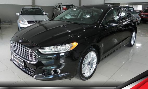 Ford Fusion Titanium Fwd Completíssimo Impecável Top
