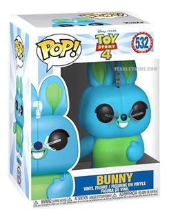 Funko Pop Toy Story 4 Bunny 532 Original Disney Scarlet Kids