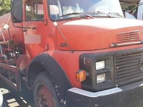 Caminhão Pipa Mercedes-benz L 1318 Ano: 1987