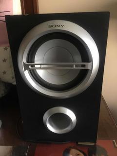 Active Speaker System Sony Srs D211