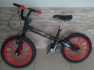 Bicicleta Infantil Aro 16 (acompanha As Rodinhas)