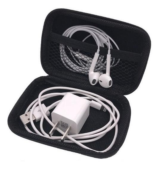 Organizador Estuche Accesorios Cargador Cables Audífonos