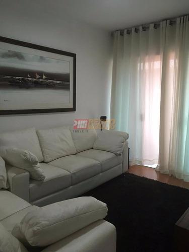 Apartamento No Bairro Rudge Ramos Em Sao Bernardo Do Campo Com 02 Dormitorios - V-28986
