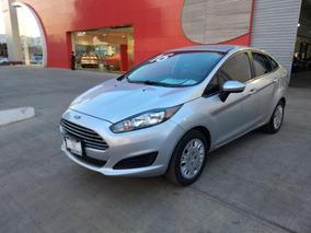 Ford Fiesta Sedan S 2016 Std A/c Crédito Agencia Facturamos