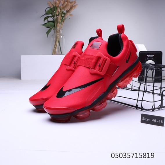 Ténis Nike Air Vapormax 2019 Running Homens Original Velcro