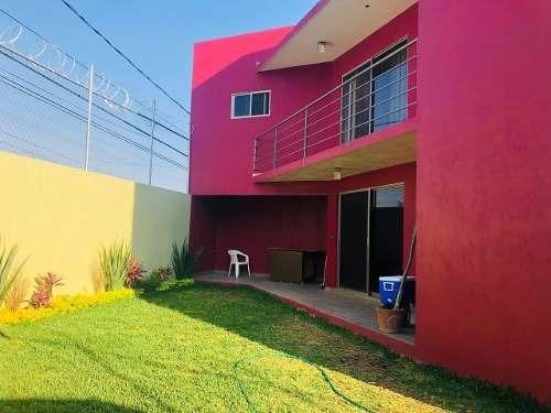 Casa En Renta En Tzompantle Cuernavaca