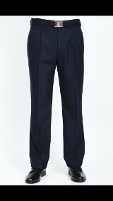 Pantalon X2 Unidades De Vestir Hombre Portsaid Azul Talle 46