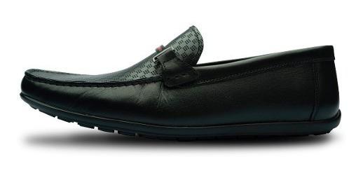 Zapato Karosso Kasual 10101 Negro Atanado