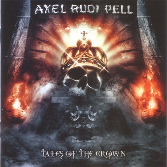 Axel Rudi Pell Tales Of The Crown Cd Nac Cerrado